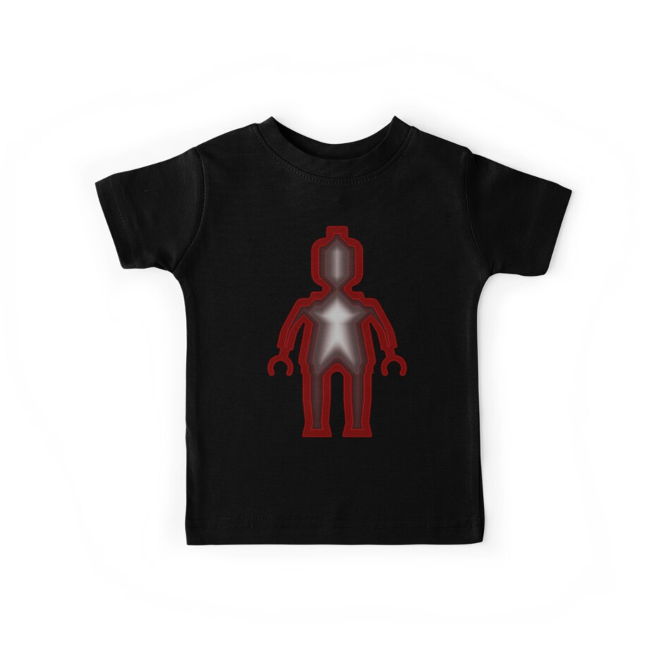 Alien Minifig Xray by ChilleeW