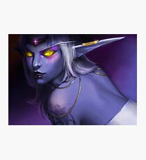 Queen Azshara_Light of a Thousand Moons Photographic Print