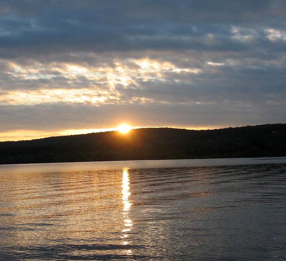 Sunset by mrtimpenna