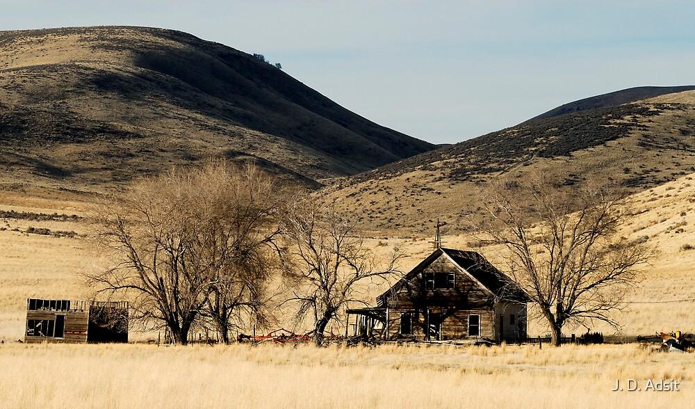 Ghost Farm by J. D. Adsit