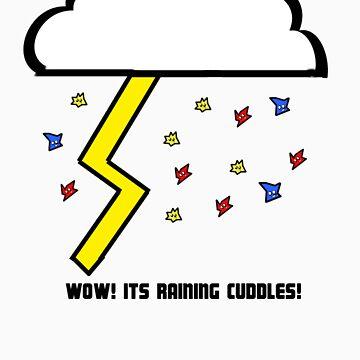raining cuddles by wowthatsclothin