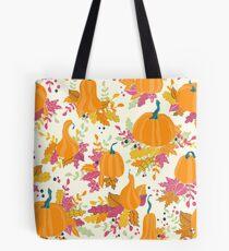 Thanksgiving pumpkin Tote Bag
