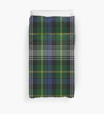 Gordon Dress #2 Clan/Family Tartan  Duvet Cover