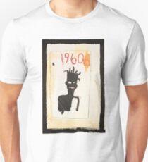 Basquiat 1960 Unisex T-Shirt