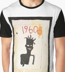 Basquiat 1960 Graphic T-Shirt