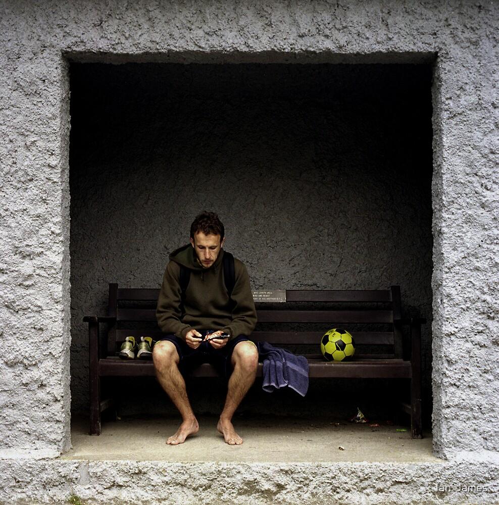 Waiting by Ian  James