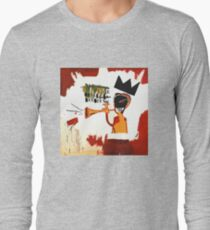 Basquiat Trompette Long Sleeve T-Shirt