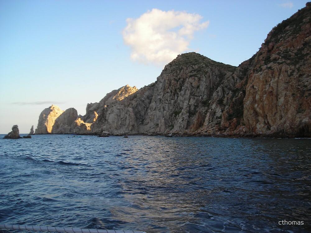 Lands End, Cabo San Lucas, Baja, Mexico by cthomas