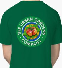 Color Logo for UGC, by Urban Gardens Classic T-Shirt