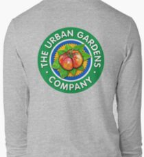 Color Logo for UGC, by Urban Gardens Long Sleeve T-Shirt