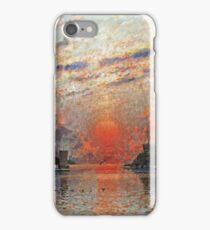 Adelsteen Normann - A Fjord iPhone Case/Skin