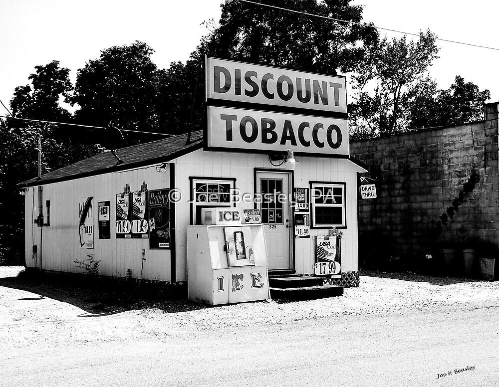 Discount Tobacco Baxter Tennessee  by © Joe  Beasley IPA