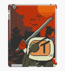 Panic Bomber W - Samurai  ☼⚔ iPad Case/Skin