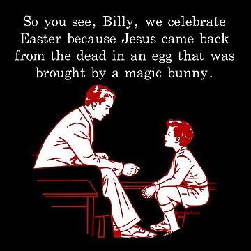 Billy's Easter Lesson by BlueEyedDevil