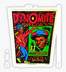 DYNOMITE DRAWING Sticker