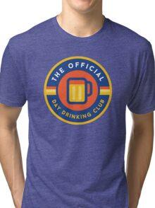 Day Drinking Club Tri-blend T-Shirt