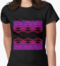 Funky Women's Fitted T-Shirt