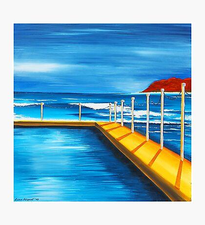 Mona Vale Pool Photographic Print