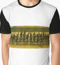 Toy Soldiers, Napoleonic War Graphic T-Shirt