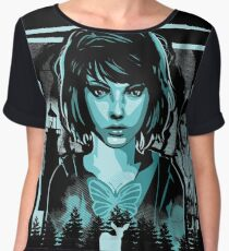 life is strange Women's Chiffon Top