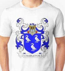 Charleton Coat of Arms Unisex T-Shirt