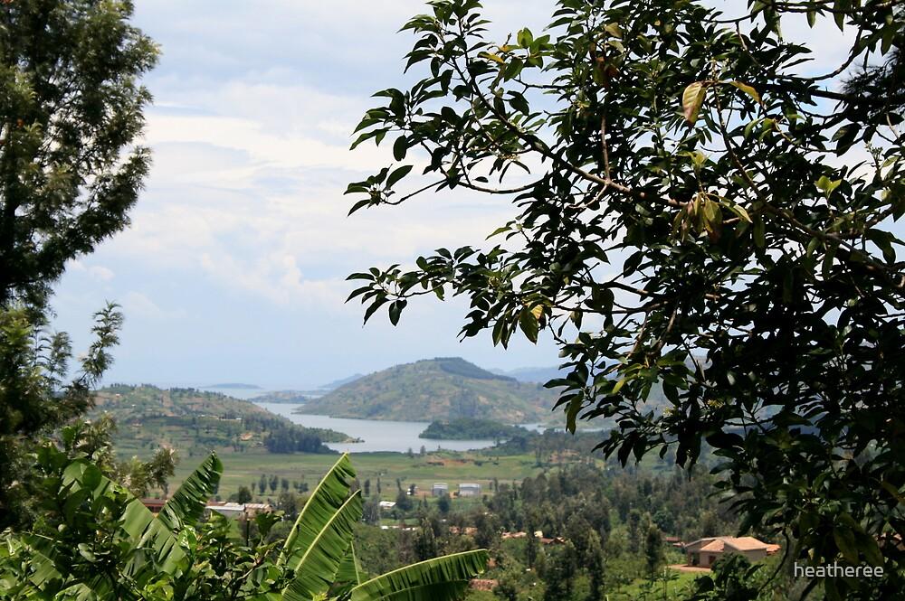 Kumbya - Lake Kivu by heatheree