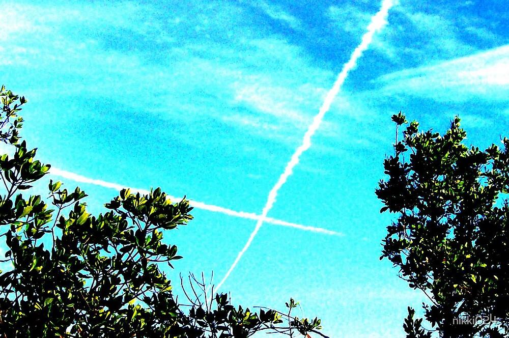 X MARKS THE SPOT by nikki024