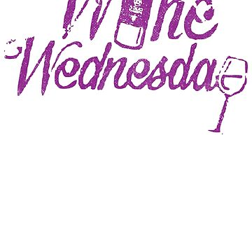 Wine Wednesday by lusiShop