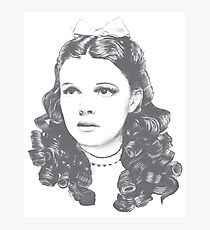 Dorothy - Clean Photographic Print