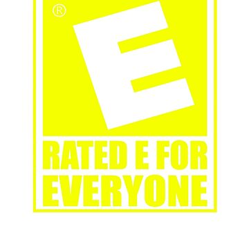 Your Mom rated E for Everyone by lusiShop