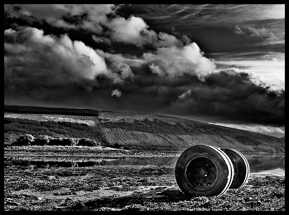 Road to Nowhere by Andrew Robertson