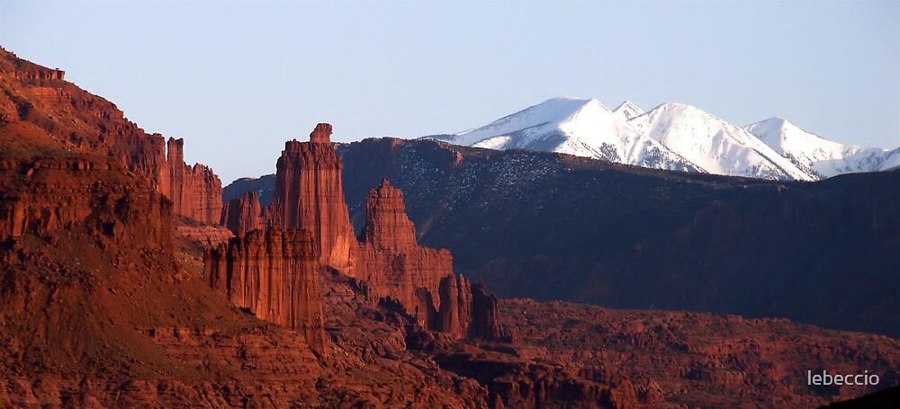 Utah Landscape by lebeccio