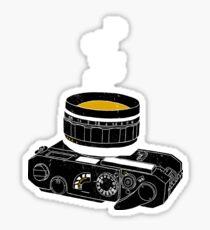The Dream Lens Sticker