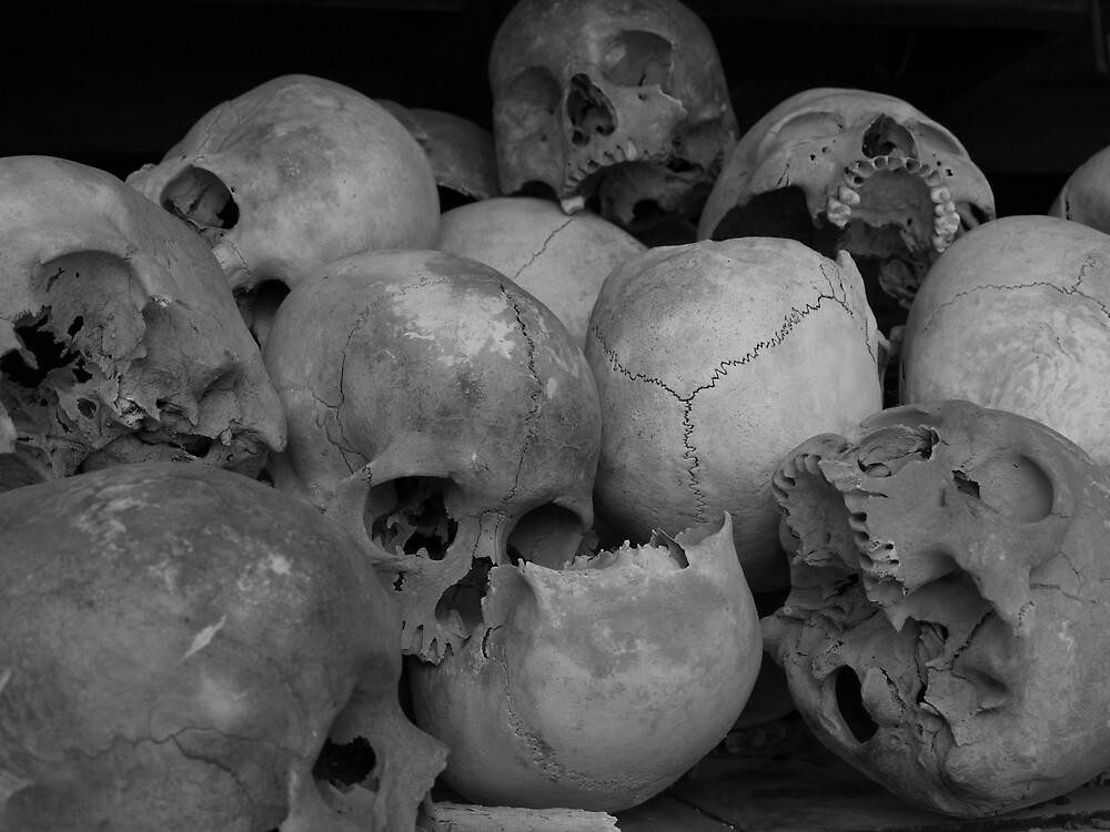 Innocent skulls by focus