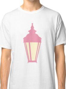 Vintage Pink Lantern Classic T-Shirt