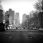 New York City Street by smithandcompany