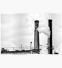 Smoke Stacks Poster