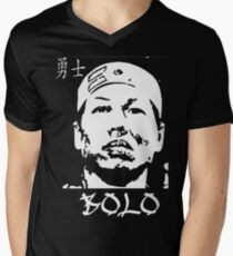 Bolo Young Blood Sport Men's V-Neck T-Shirt
