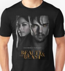 Beauty And The Beast Cover Unisex T-Shirt