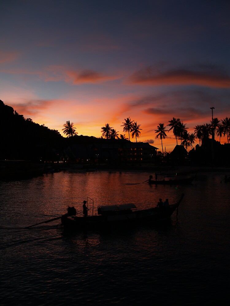 Phi Phi Island Dreaming by focus