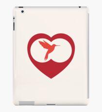 Birding Love iPad Case/Skin