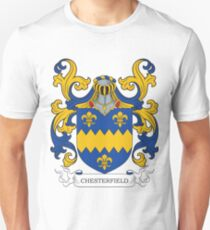 Chesterfield Coat of Arms T-Shirt