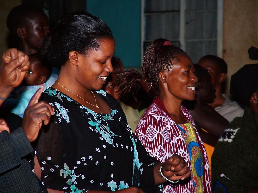 Smiles in Uganda by thesmiff