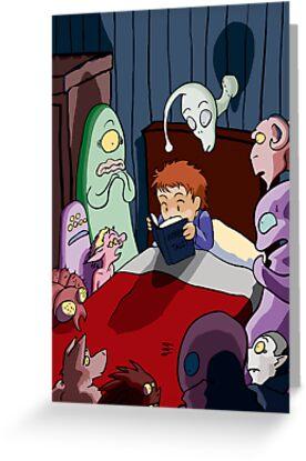 Horror tales by Ikrus