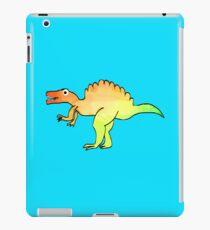 Crappy Dinosaur 4 iPad Case/Skin