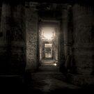 Seti I Temple Abydos by Nigel Fletcher-Jones