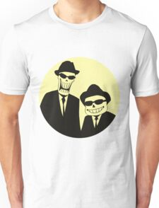 Bones Brothers - Undertale/Blues Brothers Mashup - w/o Text Unisex T-Shirt