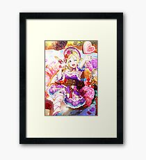 Valentine's Day Mari Ohara Framed Print