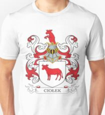Ciolek Coat of Arms T-Shirt