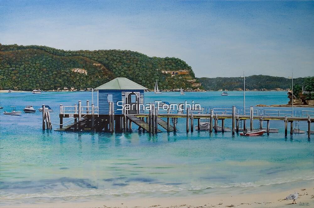 Pittwater Summer by Sarina Tomchin